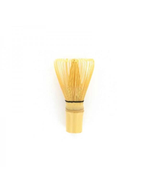 Mini Fouet Matcha en Bambou