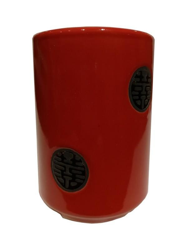 Mug Bonheur Rouge