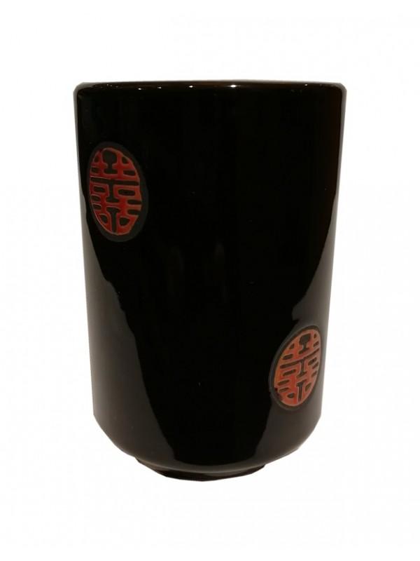 Mug Bonheur Noir