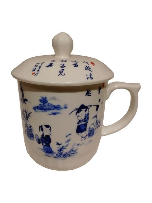 Mug Porcelaine de Chine
