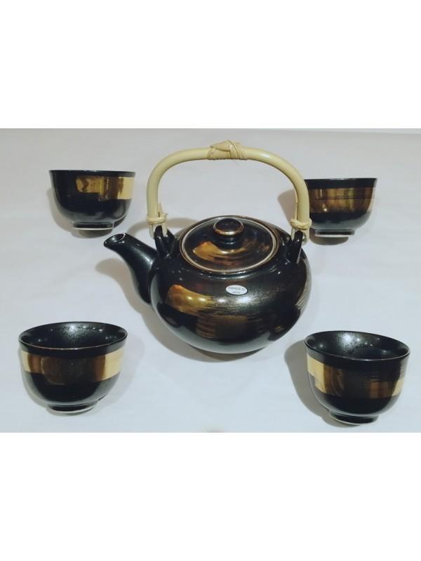 Service à thé 5 pièces