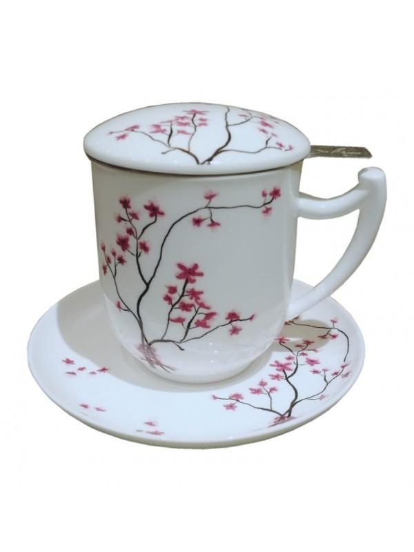 Tisanière Cherry Blossom