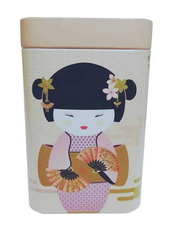 Boite à Thé Geisha Rose 100g
