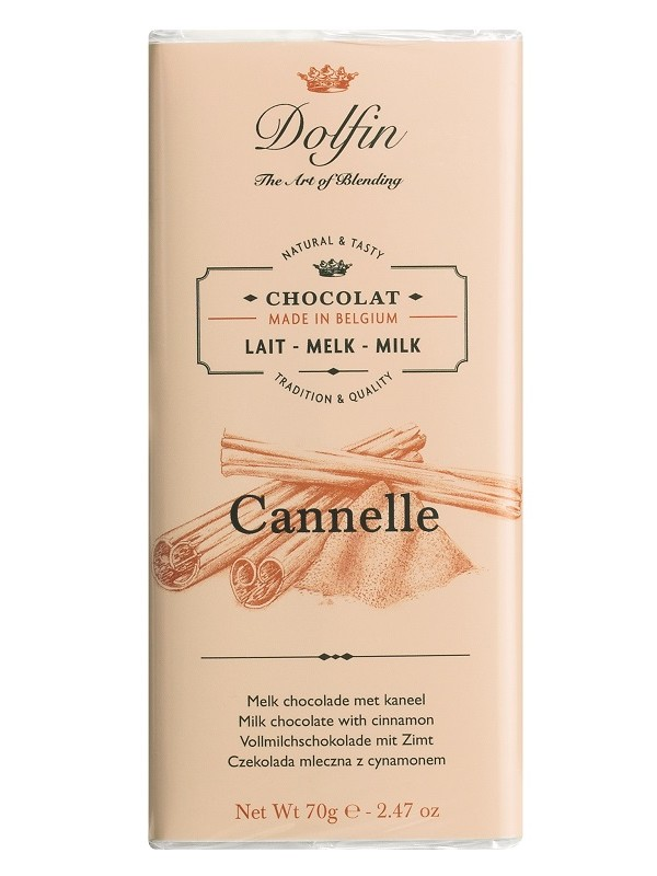 Chocolat au lait à la Canelle