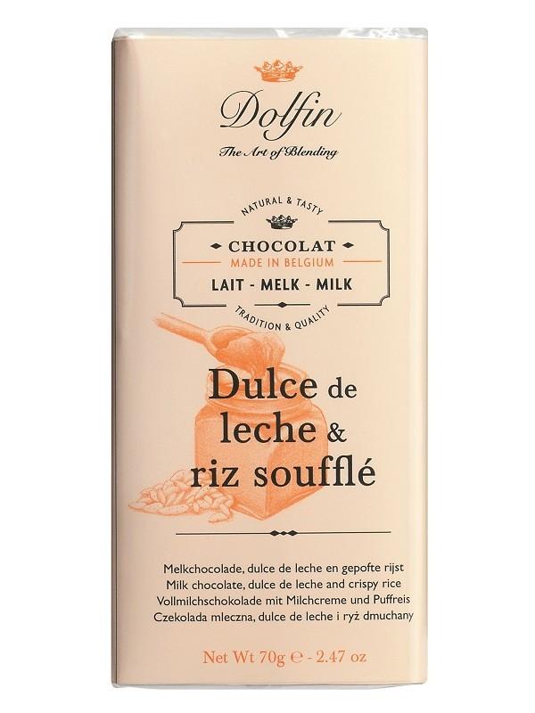 Chocolat au lait Dulce de...