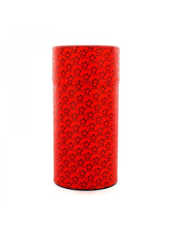 Boîte à Thé Kimono Red